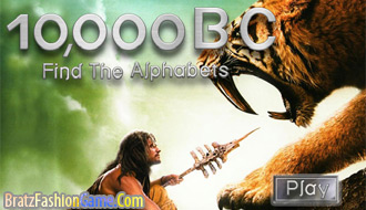 10000 BC – Find the Alphabets