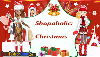Shopaholic Christmas without
