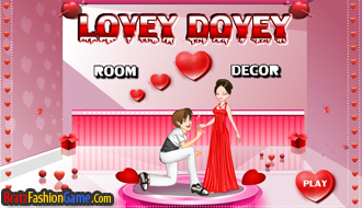 Lovey dovey room decor