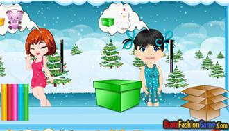 Seasonal toy shop