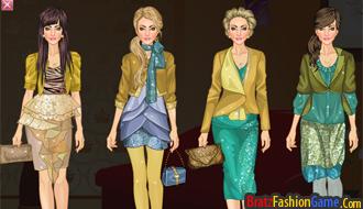 Sweet elegance dressup
