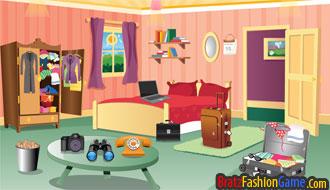 Arrange my room