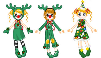 Christmas Fashion 5